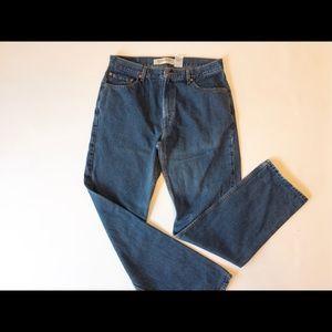 👖🔥 Levis 505 Mens Size 36X34 Classic!